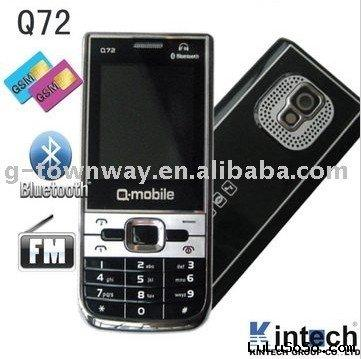 Q72 latest mobile phone