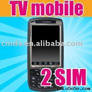 Quadband TV Cell Phone JC777 I68 AT&T T-Mobile
