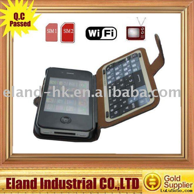 Qwerty mobile phone W009