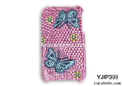 Rhinestone  cell phone accessories