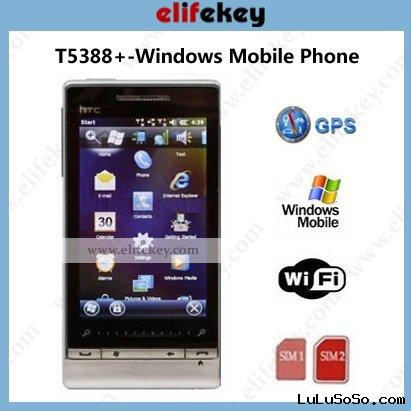 Touch Diamond2 T5388+ Dual SIM GPS Wifi hd2 paypal