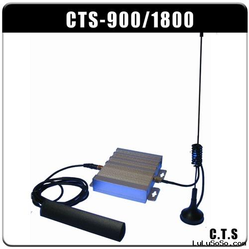 (CTS-900/1800)Dual-Band vehicle cell phone signal booster