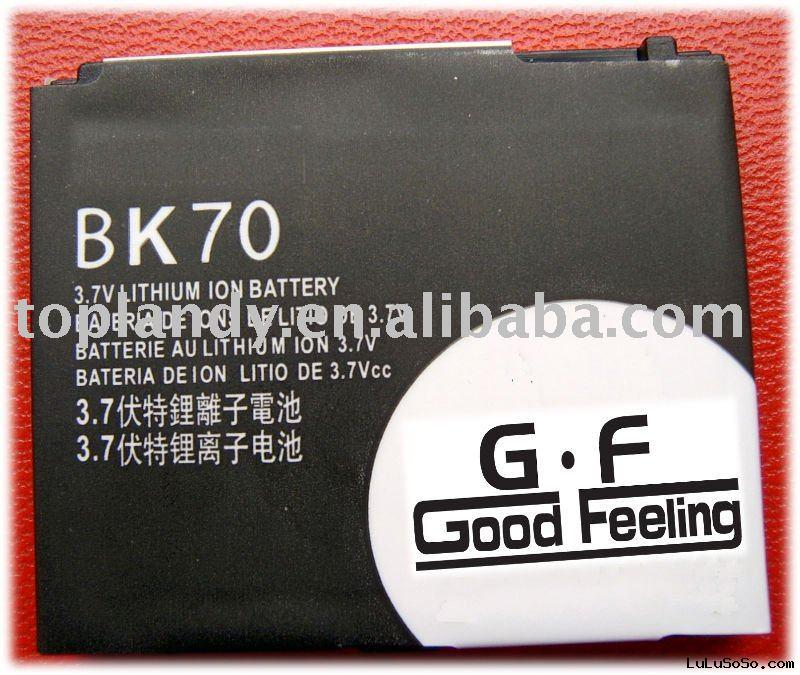 battery BK70 for Motorola cell phones