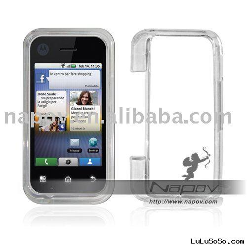 cell Phone Case for Moto backflip MB300(paypal)