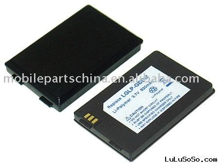 cell phone battery for LG  LGLP-GBDM
