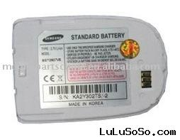 cell phone replacement battery  for samsung E800 E808 BST2927SE,for samsung E800 E808  battery