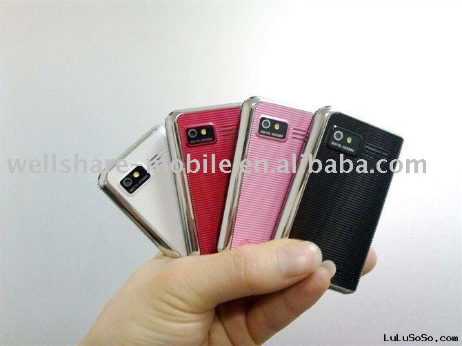 mobile phones support dual sim card and camera