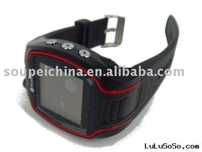 watch mobile phone GSM cell phone tri-band touch screen cellphone A1 free bluetooth headset