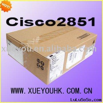 Cisco 2851 network router