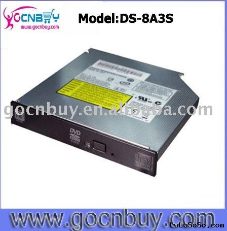 DVD-RW Burner SATA Drive DS-8A3S 8X Laptop DVD-Rewrite for Lite-On