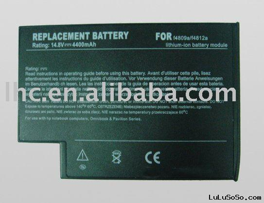 HP  laptop battery pack