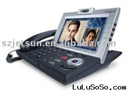 IP Video phone,voip Video phone,Desktop  video phone with monitoring function