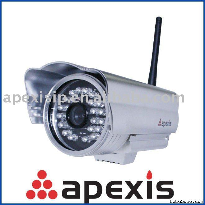 IP camera with  software