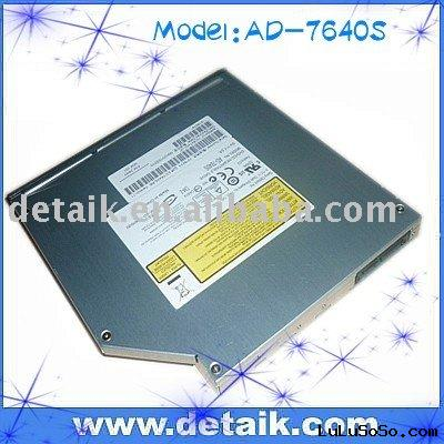 New & Original SATA AD-7640S Slot-loading DVD-RW Drive ; Slim Optical Drive