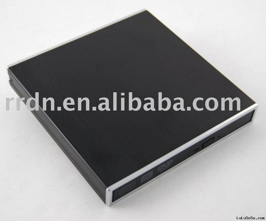 USB2.0 Aluminum enclosure case for optical drive