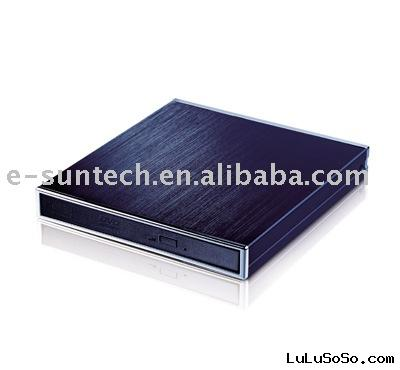 USB2.0 slim alloy external Optical Drive
