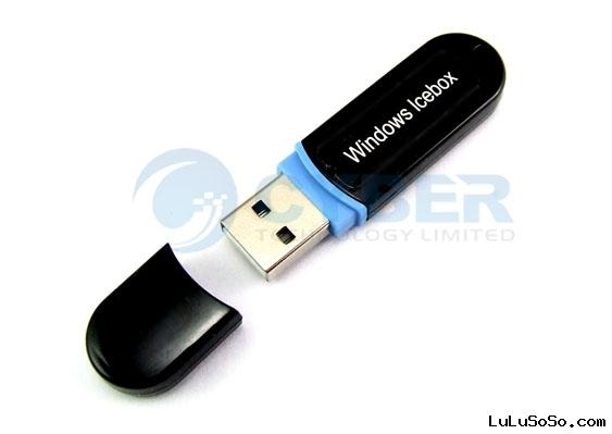 USB Hard Drive Data Recovery Restore Card Rare ICEBOX