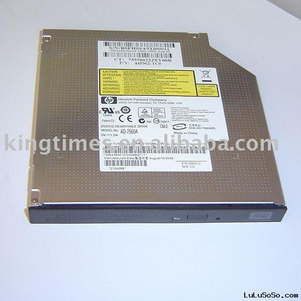 laptop DVDRW optical drive: IDE AD-7560A  for laptop notebook