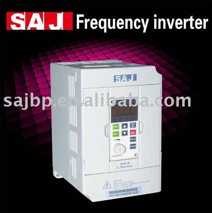 Frequency Inverter, SAJ 8000M series high performace universal frequency inverter