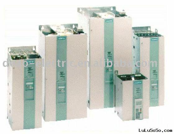 SIEMENS SIMATIC SIMOREG 6RA70 DC Drives
