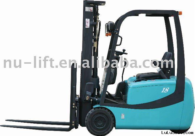 Three Wheel AC type Electric Forklift Truck