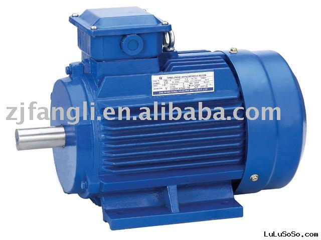 Y2 series electric motor,Y2-132S2-2,7.5KW