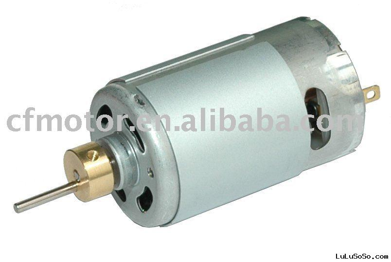 ev motor RS-555SH, mini electric motor,555 motors