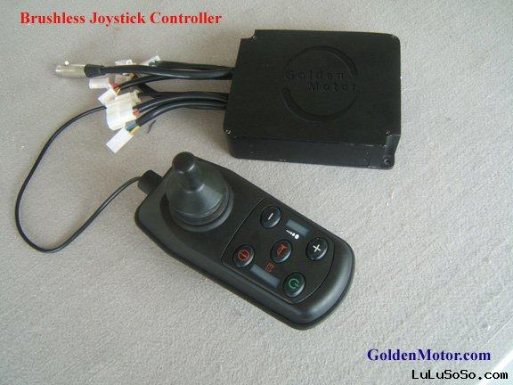Brushless Wheelchair Controller