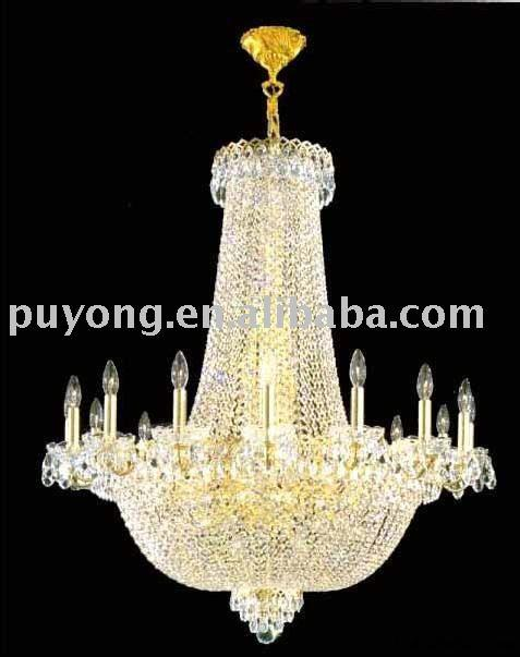 Decorative hanging pendant light
