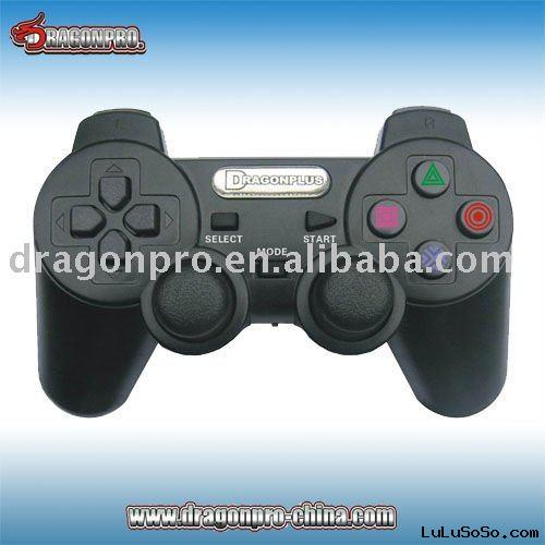 Double vibration game controller