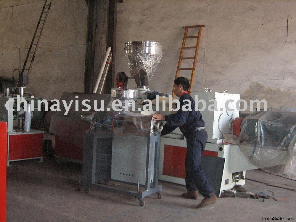 PP/PE/PS/PPR Small Plastic Single Screw Extruder