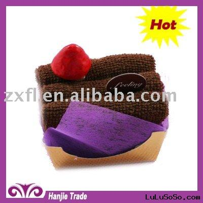 Stock Cute Gift Cake Towel Crafts