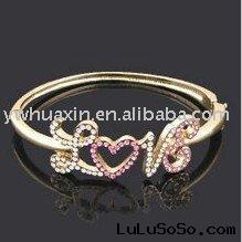fashion rhinestone bangles
