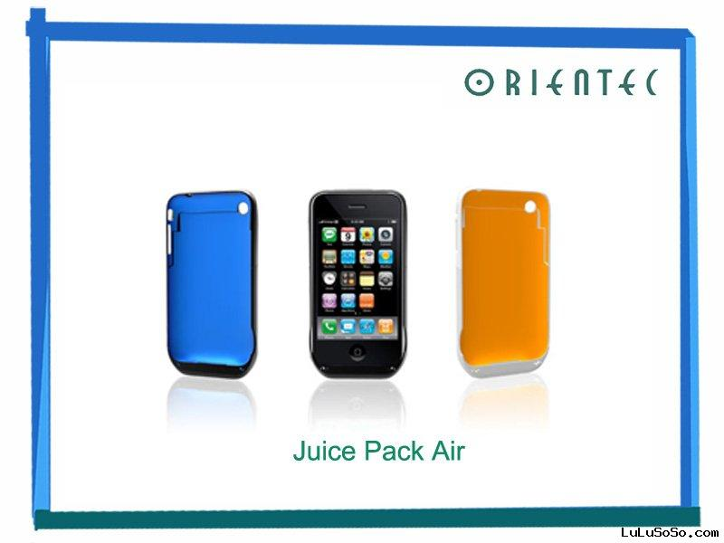 for iphone 3G Battery Juice Pack Air, portable air pack, portable power charger for iphone