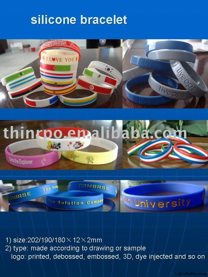 silicone promotion gift