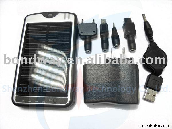 solar cell phone battery recharger