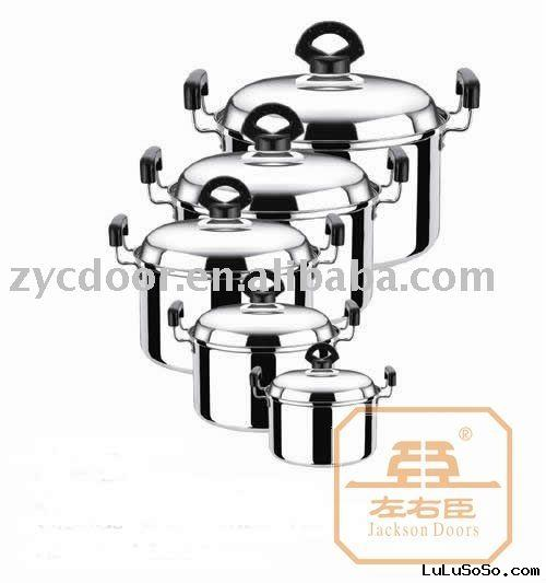 stainless steel warming pot