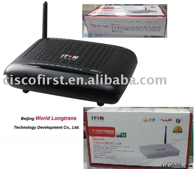 3G wireless router