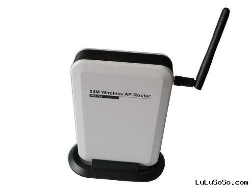 54M Wireless AP Router