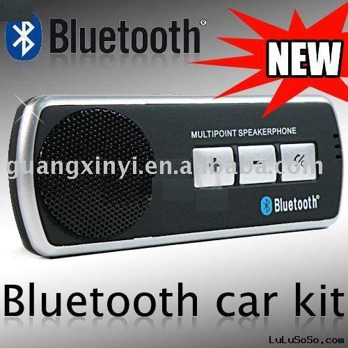Bluetooth car kit Speaker Handsfree For apple iphone 3G
