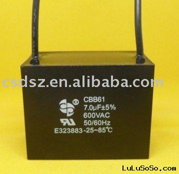 CBB61- ac Run Capacitor
