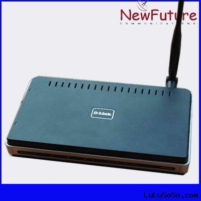 D-LINK WBR-2310 108M wireless WIFI router