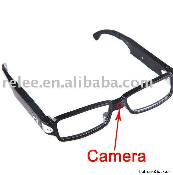 New!!! glasses camera