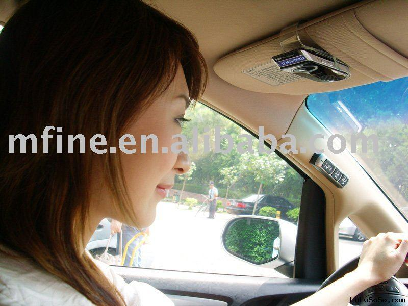 Sun Visor Bluetooth Speakerphone