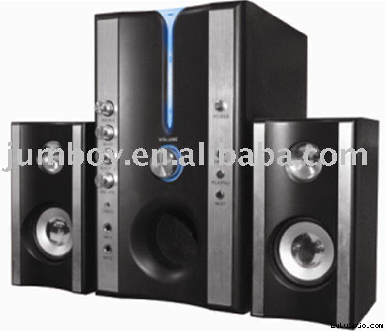 USB 2.1 digital speaker system