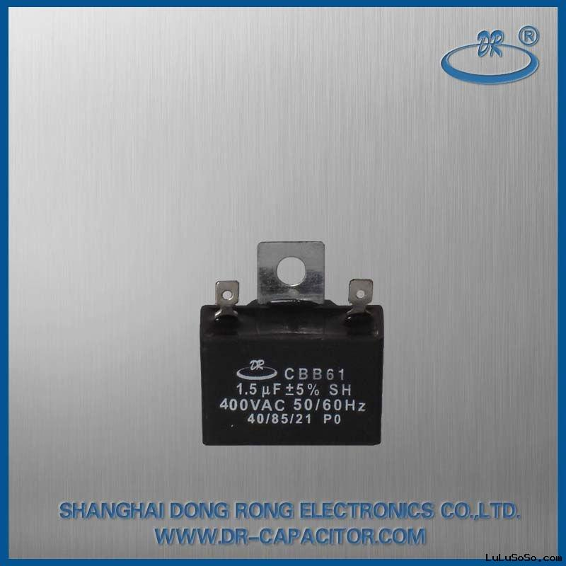 ceiling fan CBB61 capacitors