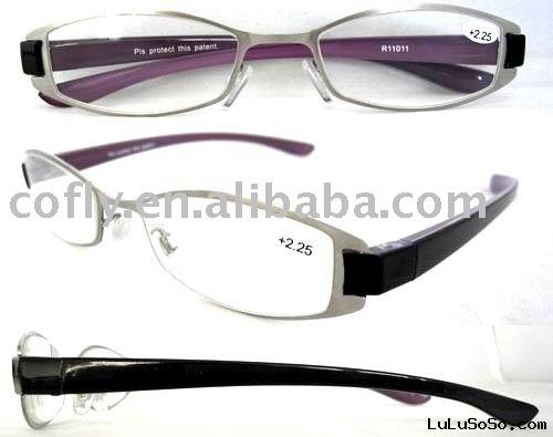 cheap stainless reading glasses