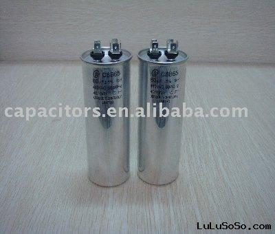 electrical motor capacitor