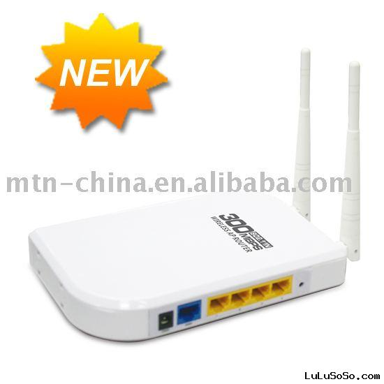 wireless 11 N router export to asia, middle east, africa, europe