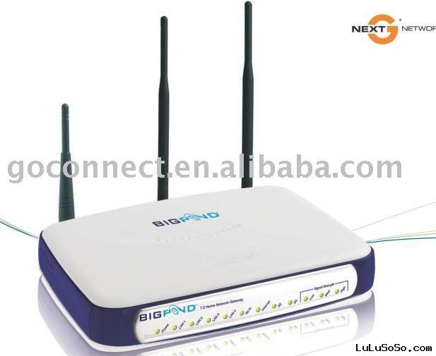 wireless bigpond router